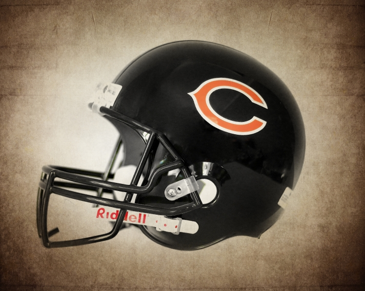 The Chicago Bears have been an important part of My husband's family dating back to the 1940s and earlier.