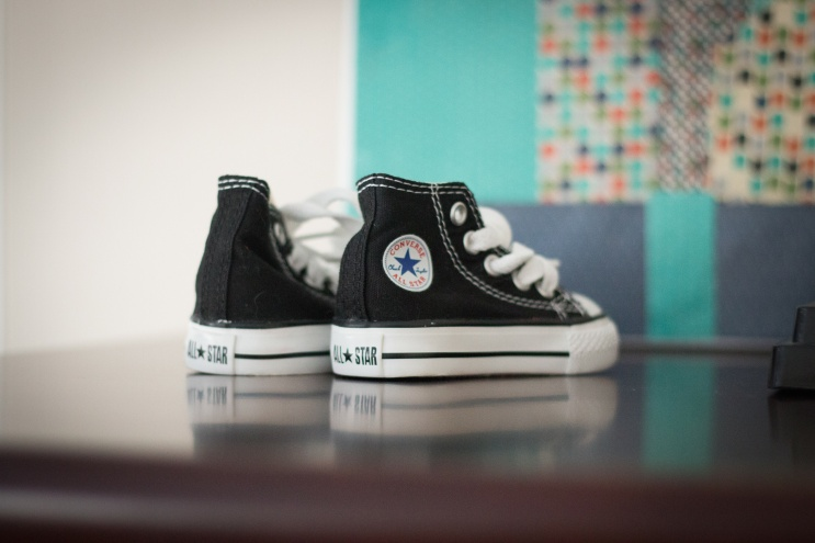 Little Converse from their sweet and amazing Auntie Amy in Florida.