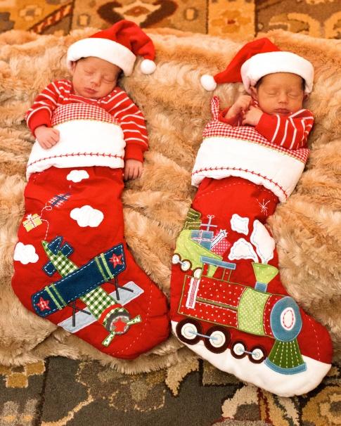Santa.Twins.Stockings.12.15.14 (1)