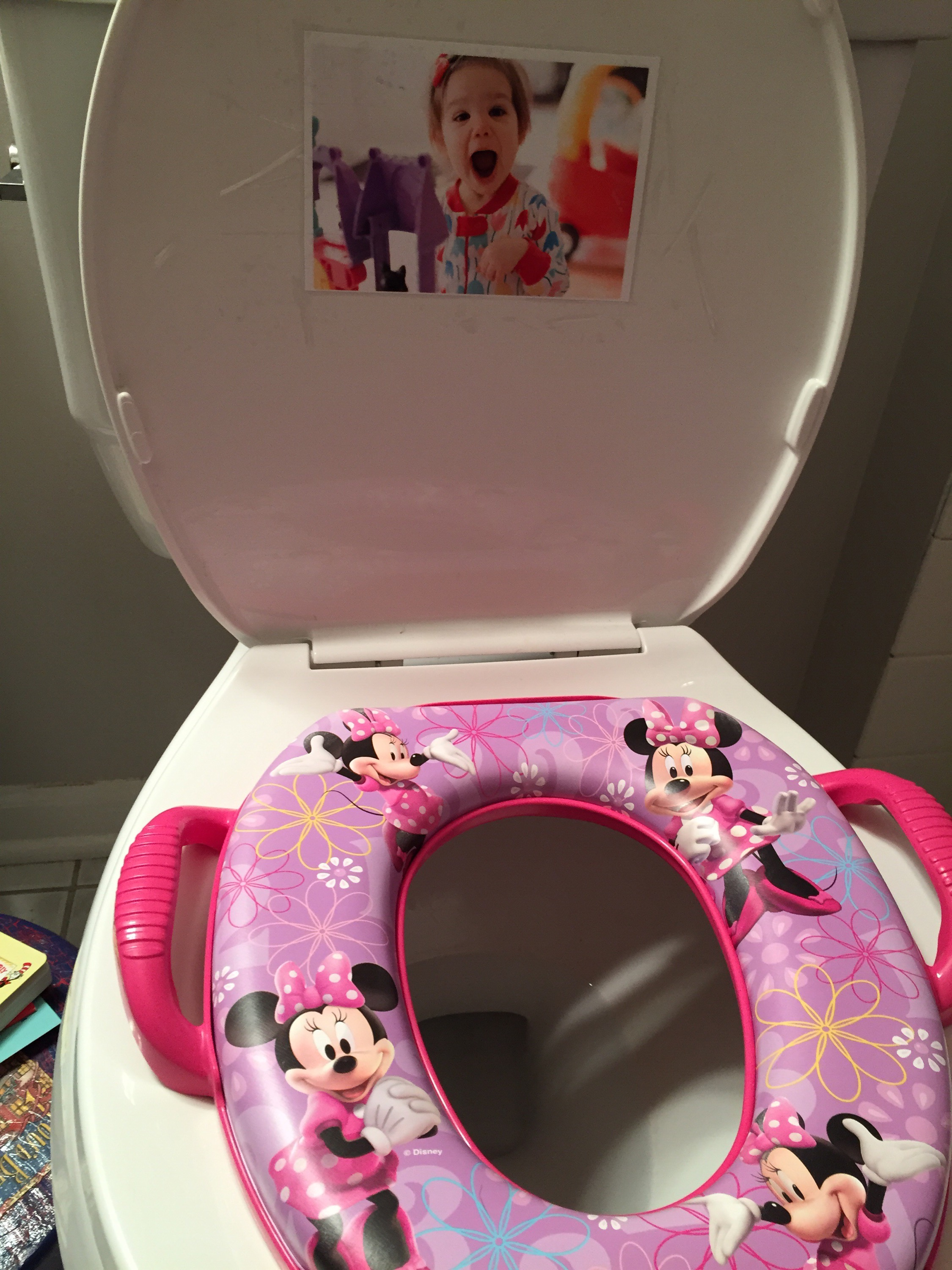 Potty Training: It Worked  Our Process  | My Brown Baer Cub